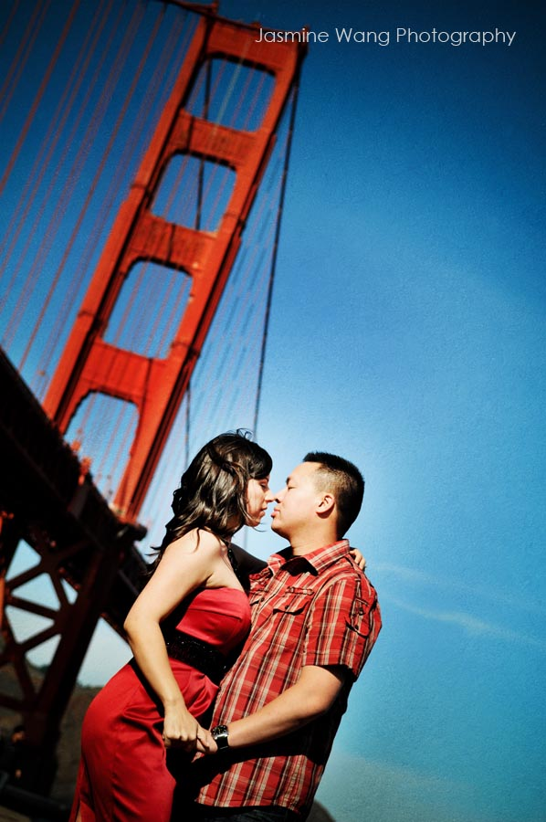 Monique & Raymond Engagement session. ©Jasmine Wang Photography