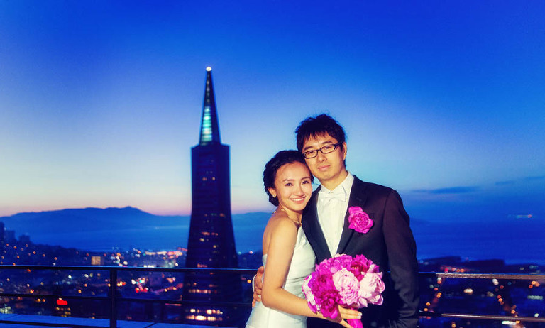 Chinese wedding at Mandarin Oriental San Francisco
